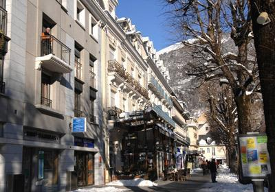 Location à Luchon-Superbagneres, RESIDENCE ILLIXON