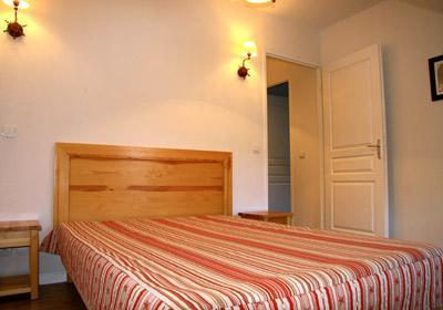 Location au ski Residence Illixon - Luchon-Superbagneres - Chambre