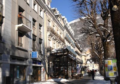 Location au ski Residence Illixon - Luchon-Superbagneres - Extérieur hiver