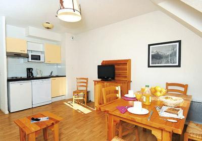 Location au ski Residence Illixon - Luchon-Superbagneres - Cuisine