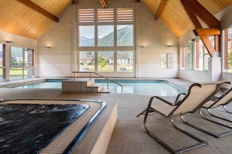 Location au ski Résidence Lagrange le Belvédère - Luchon-Superbagnères - Jacuzzi