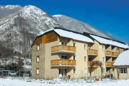 Location au ski Résidence Lagrange les Pics d'Aran - Luchon-Superbagnères - Extérieur hiver