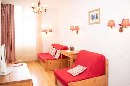 Аренда на лыжном курорте Апартаменты 2 комнат 4 чел. (25) - Résidence Val de Jade - Luchon-Superbagnères
