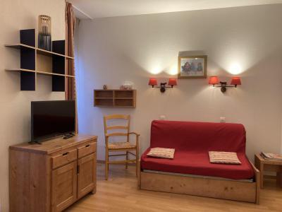 Аренда на лыжном курорте Квартира студия для 3 чел. (14) - Résidence Val de Jade - Luchon-Superbagnères