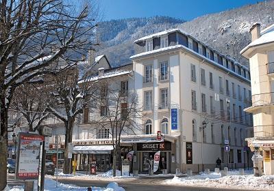 Location au ski Residence Val De Jade - Luchon-Superbagneres - Extérieur hiver
