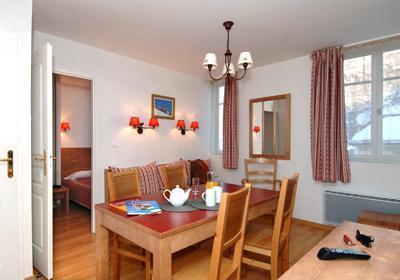 Location au ski Residence Val De Jade - Luchon-Superbagneres - Séjour