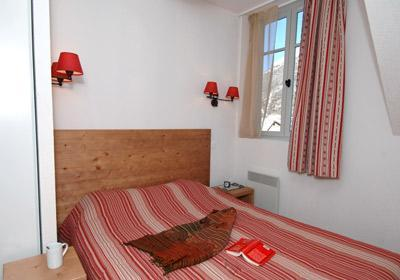 Location au ski Residence Val De Jade - Luchon-Superbagneres - Chambre