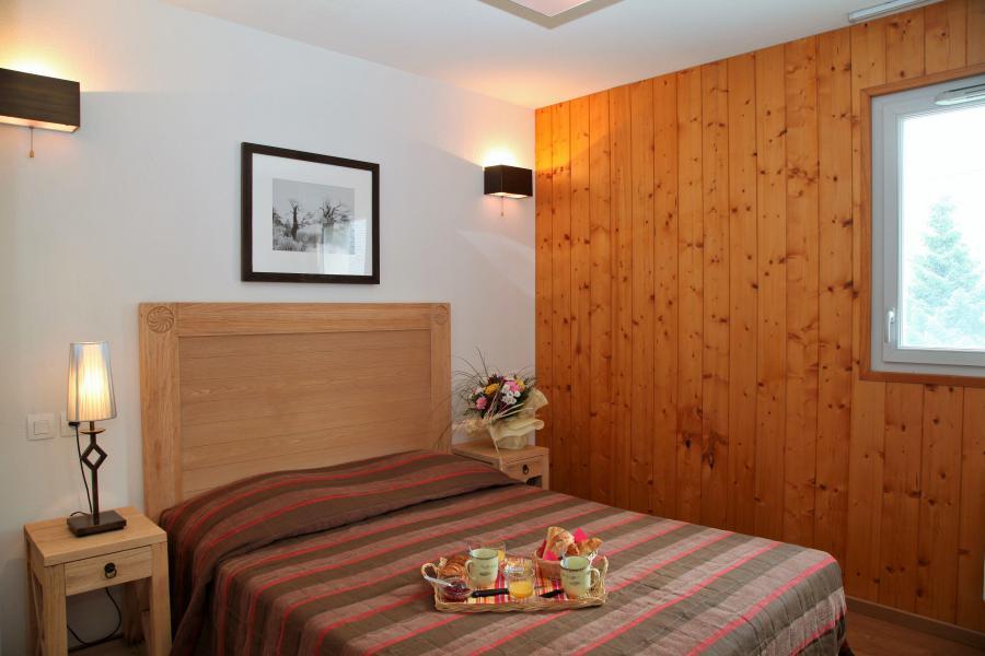 Location au ski Appartement 3 pièces 6 personnes (Confort) - Résidence Domaine du Val de Roland - Luz Ardiden - Chambre