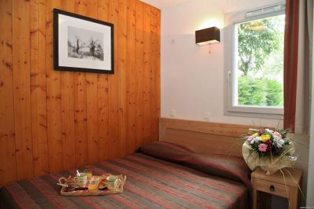 Rent in ski resort 2 room apartment cabin 5 people (Classique) - Résidence Domaine du Val de Roland - Luz Ardiden - Bedroom