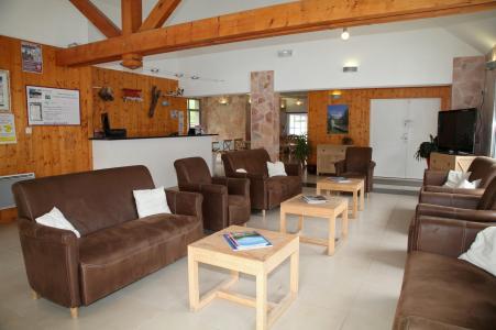 Rent in ski resort Résidence Domaine du Val de Roland - Luz Ardiden - Reception