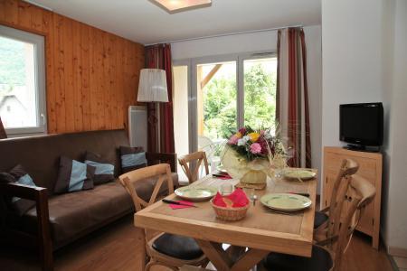 Rent in ski resort Résidence Domaine du Val de Roland - Luz Ardiden - Living room