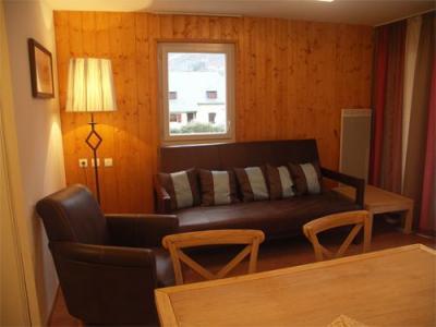 Location au ski Residence Domaine Du Val De Roland - Luz Ardiden - Coin séjour