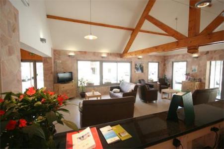 Location au ski Residence Domaine Du Val De Roland - Luz Ardiden - Réception
