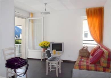 Location au ski Residence Pyrenees Zenith - Luz Ardiden - Appartement