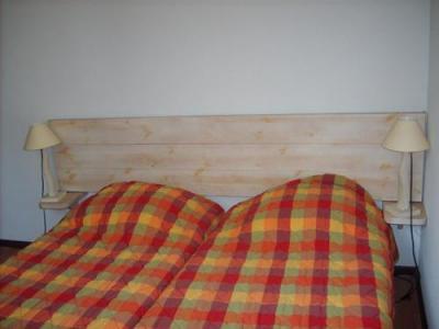 Location au ski Maisonnette duplex 3-4 pièces 8 personnes - Residence Pyrenees Zenith - Luz Ardiden - Chambre