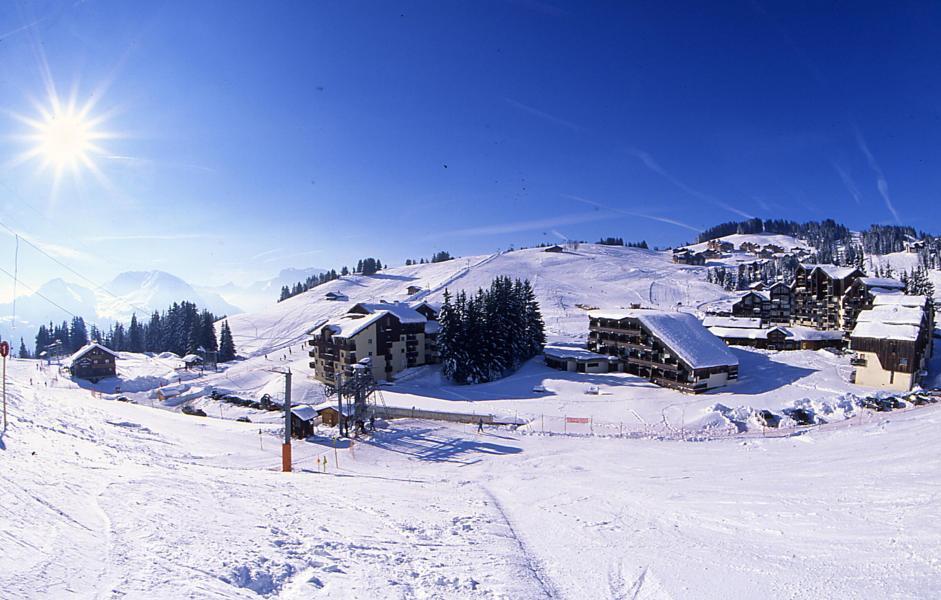 Urlaub in den Bergen Les Résidences - Manigod l'Etale - Draußen im Winter