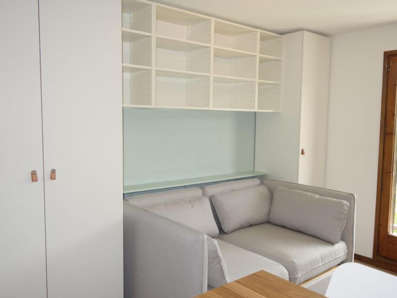 Аренда на лыжном курорте Апартаменты 1 комнат 3 чел. (1) - Le Petit Sapin - Megève - апартаменты