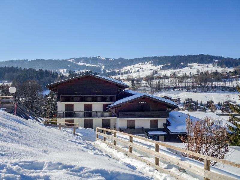 Аренда на лыжном курорте Апартаменты 1 комнат 3 чел. (1) - Le Petit Sapin - Megève