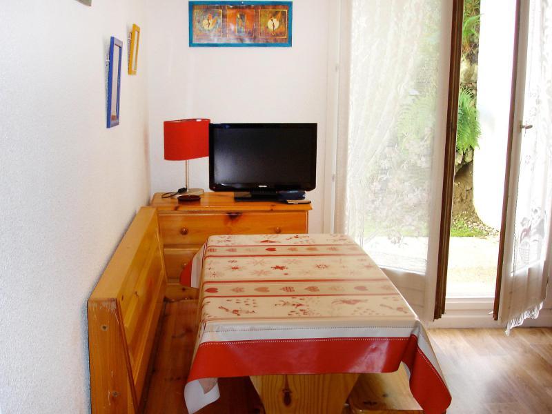 Location au ski Appartement 1 pièces 2 personnes (1) - Le Sapin - Megève - Appartement