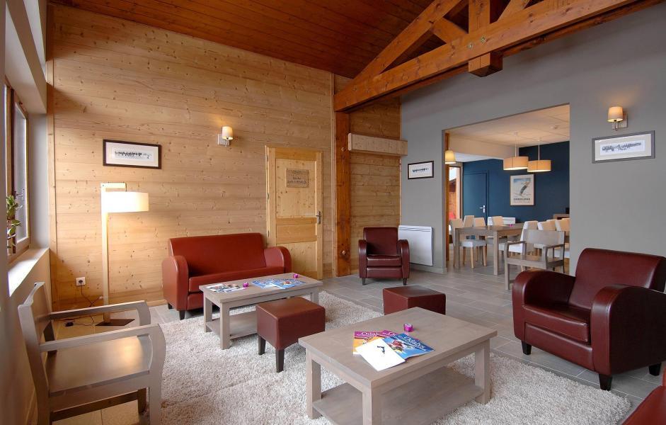 Location au ski Résidence Lune Argent - Megève - Réception