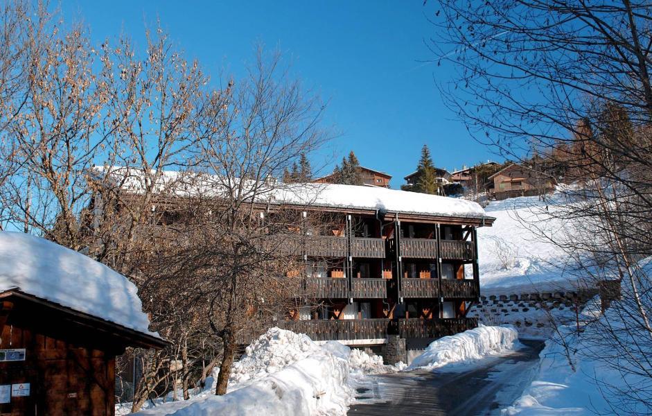 Vacanze in montagna Résidence Lune Argent - Megève - Esteriore inverno
