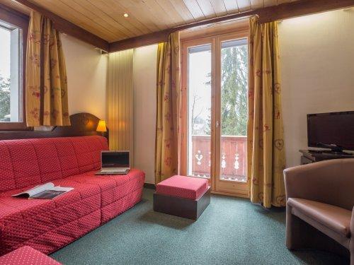 Location au ski Residence Maeva Le Mont D'arbois - Megève - Appartement