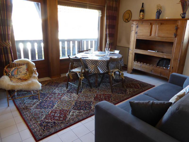 Аренда на лыжном курорте Апартаменты 2 комнат 4 чел. - Résidence Palais des Sports - Megève - апартаменты