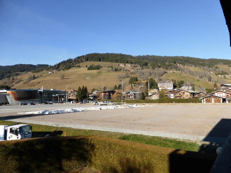 Аренда на лыжном курорте Апартаменты 2 комнат 4 чел. - Résidence Palais des Sports - Megève