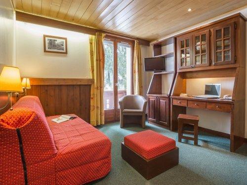 Skiverleih Résidence Pierre & Vacances le Mont d'Arbois - Megève - Appartement