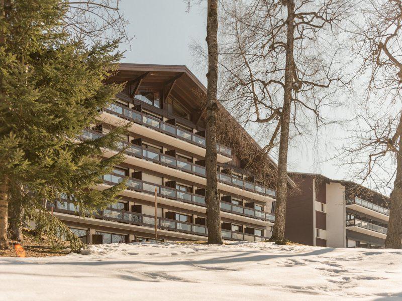 Аренда на лыжном курорте Résidence Pierre & Vacances le Mont d'Arbois - Megève