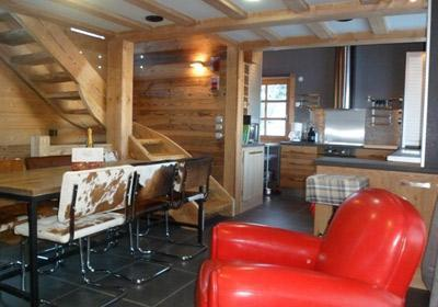 Location au ski Chalet Mont Wood - Megève