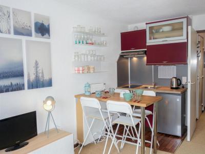 Rent in ski resort 1 room apartment 3 people (1) - Le Petit Sapin - Megève - Apartment