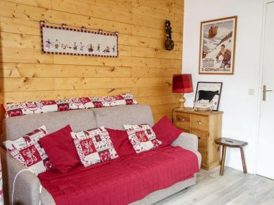 Rent in ski resort 2 room apartment 4 people (2) - Le Petit Sapin - Megève