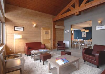Location au ski Residence Lune Argent - Megève - Réception