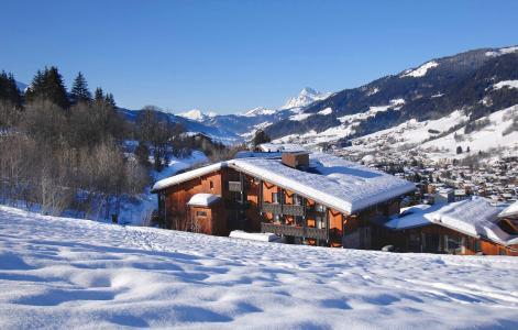 Location au ski Résidence Lune Argent - Megève - Extérieur hiver