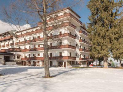 Location studio au ski Residence Maeva Le Mont D'arbois