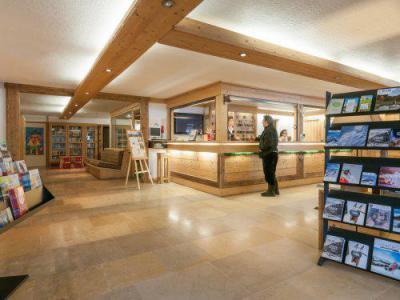 Location au ski Residence Maeva Le Mont D'arbois - Megève - Réception