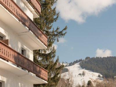 Location au ski Résidence Pierre & Vacances le Mont d'Arbois - Megève - Extérieur hiver