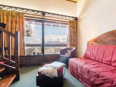 Аренда на лыжном курорте Апартаменты дуплекс 2 комнат 6 чел. - Résidence Pierre & Vacances le Mont d'Arbois - Megève