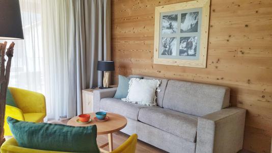 Location au ski Résidence Swisspeak Resorts Meiringen - Meiringen-Hasliberg - Canapé-lit