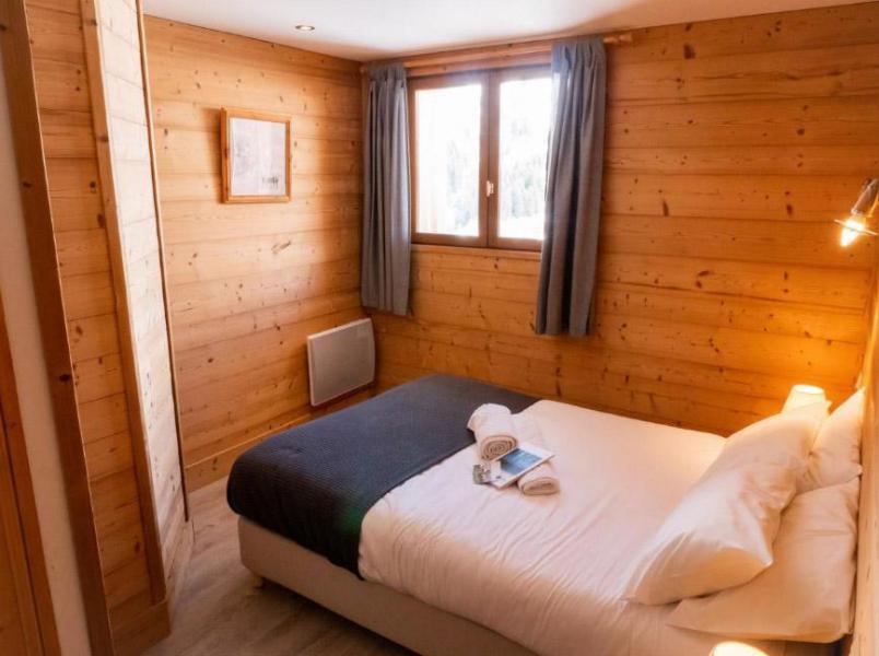 Location au ski Chalet  L'Arclusaz - Méribel-Mottaret - Chambre