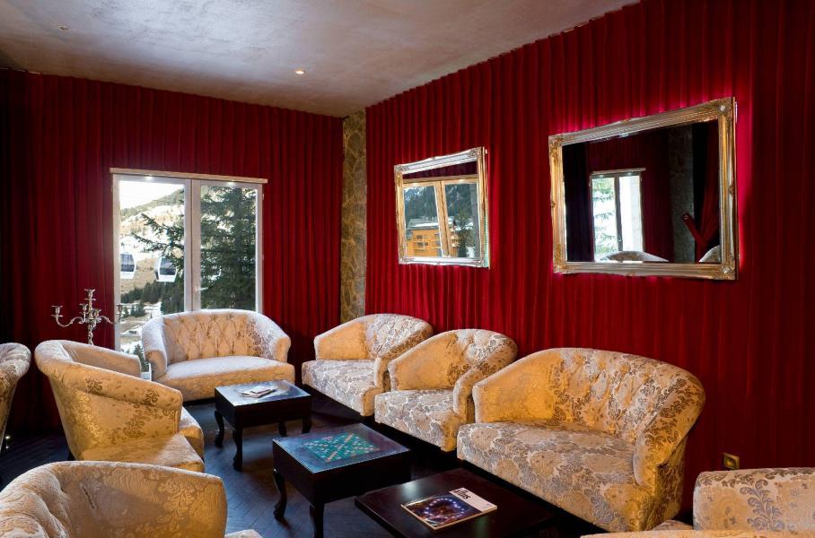 Alquiler al esquí Hôtel le Mottaret - Méribel-Mottaret - Interior