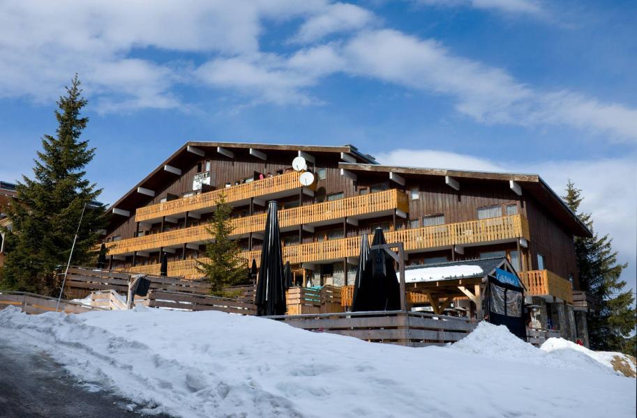 Alquiler al esquí Hôtel le Mottaret - Méribel-Mottaret - Invierno