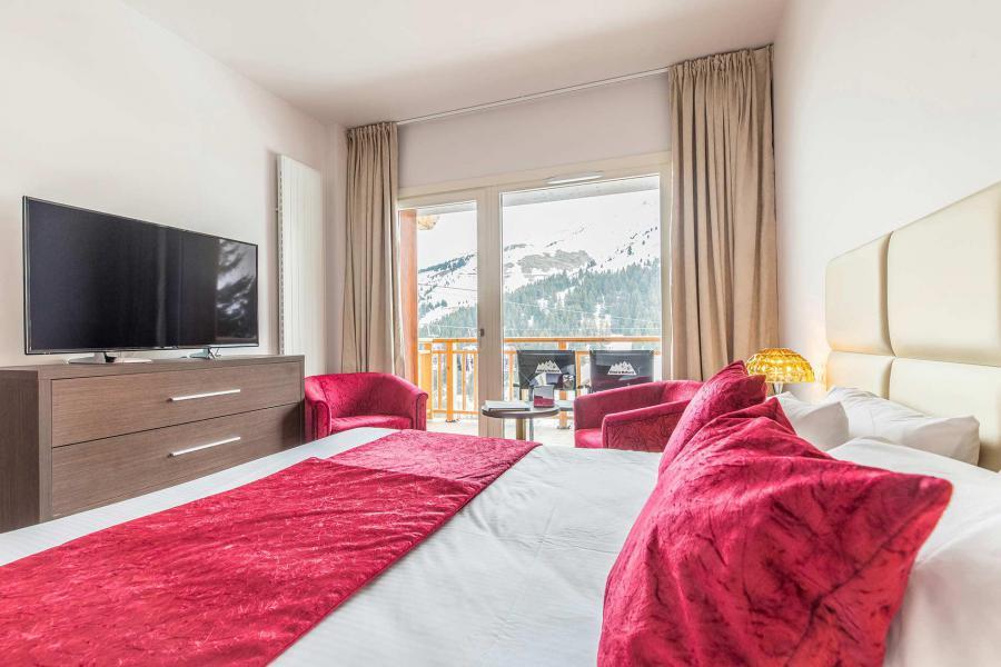 Аренда на лыжном курорте Hôtel le Mottaret - Méribel-Mottaret