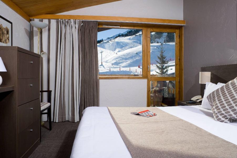 Alquiler al esquí Hôtel le Mottaret - Méribel-Mottaret - Habitación