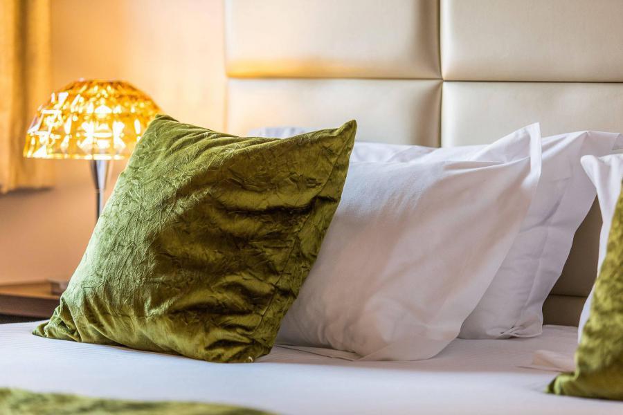 Location au ski Suite Confort + Familliale - Hôtel le Mottaret - Méribel-Mottaret - Chambre