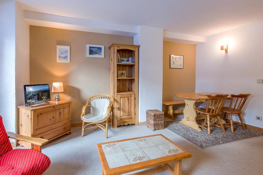 Alquiler al esquí Apartamento 1 piezas para 4 personas (CHARDON) - Le Chalet Chardon Bleu - Méribel-Mottaret