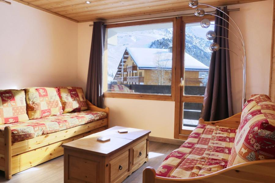 Location au ski Appartement 2 pièces 4 personnes (004) - Résidence Aiguille du Fruit - Méribel-Mottaret