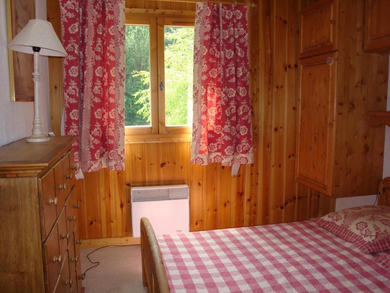 Location au ski Appartement 4 pièces cabine 8 personnes (003) - Résidence Alpages B - Méribel-Mottaret - Chambre