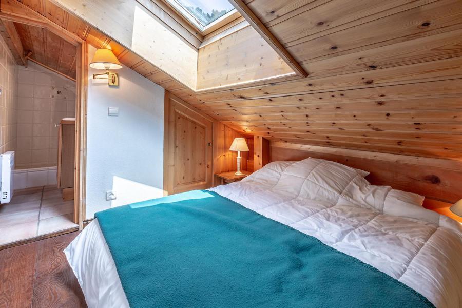Ski verhuur Appartement 3 kamers mezzanine 6 personen (011) - Résidence Alpages C - Méribel-Mottaret - Appartementen